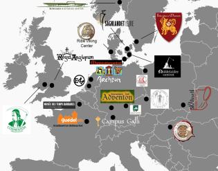 mapa poblats rellevants