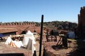 campament medieval peracense
